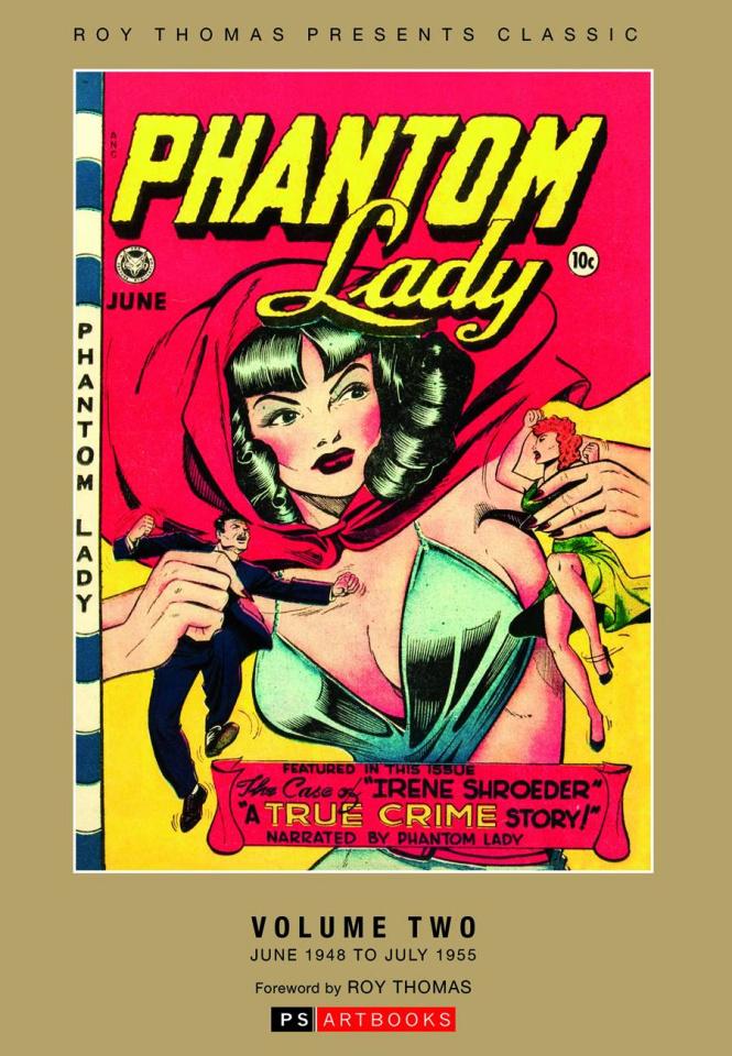 The Phantom Lady Vol. 2