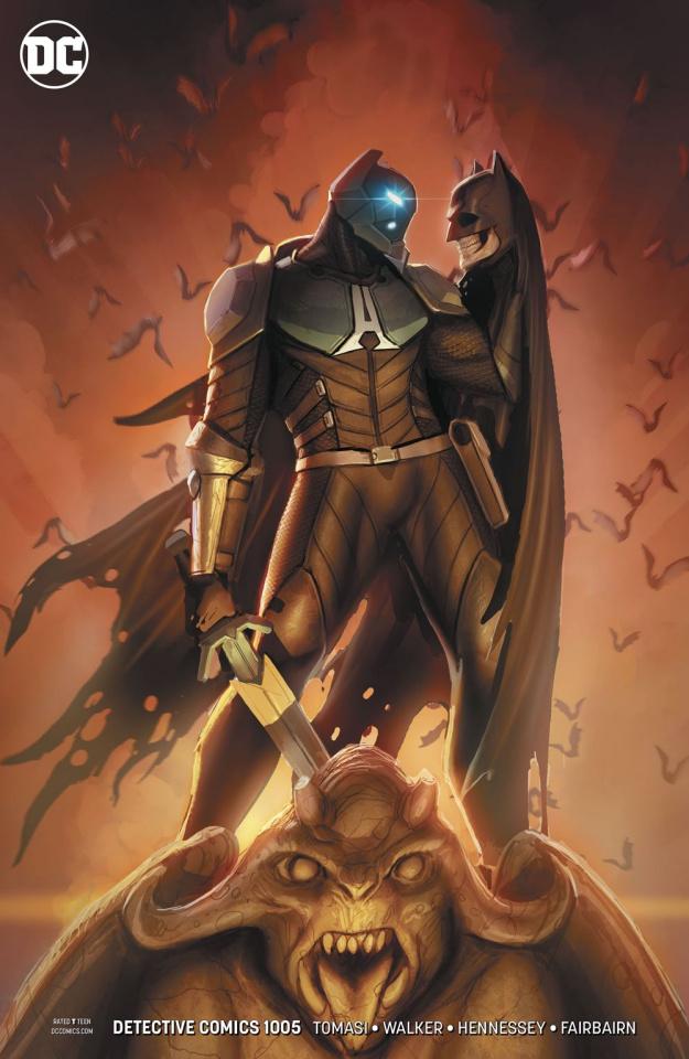 Detective Comics #1005 (Variant Cover)