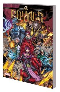 Royals Vol. 1: Beyond Inhuman