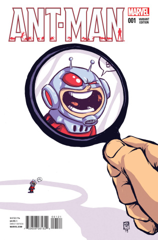 Ant-Man #1 (Young Cover)