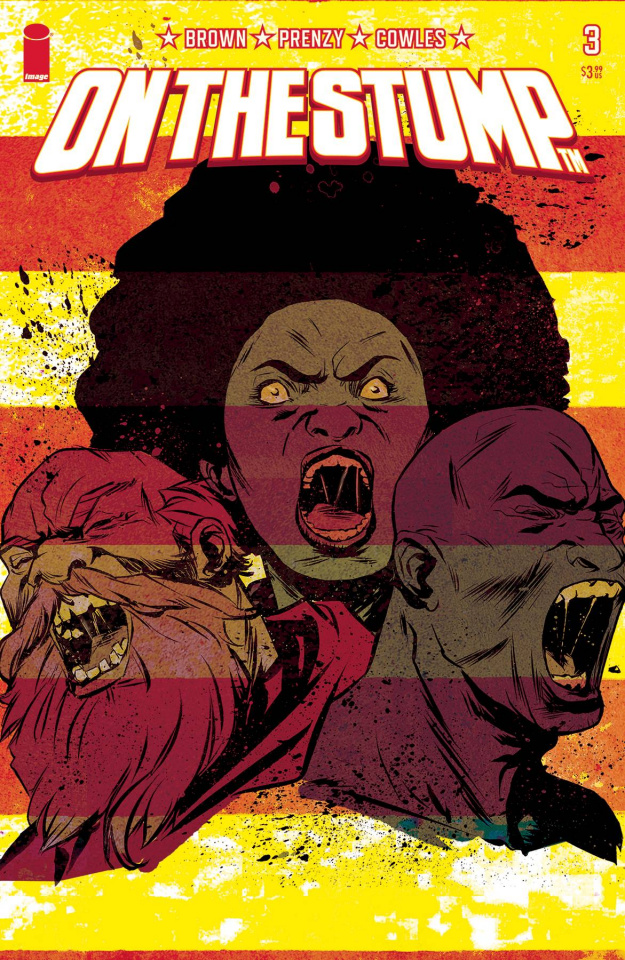 On the Stump #3 (Greene Cover)