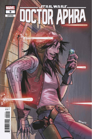 Star Wars: Doctor Aphra #9 (Height Cover)