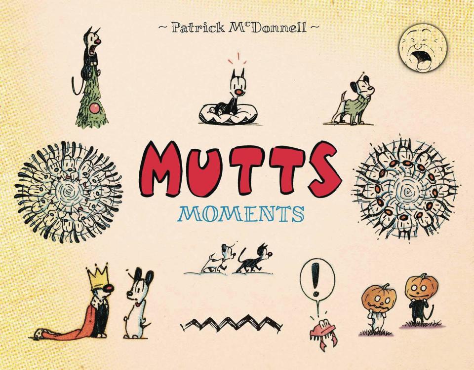 Mutts Treasury: Mutts Moments