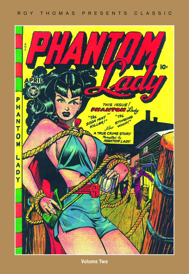 Classic Phantom Lady Vol. 2