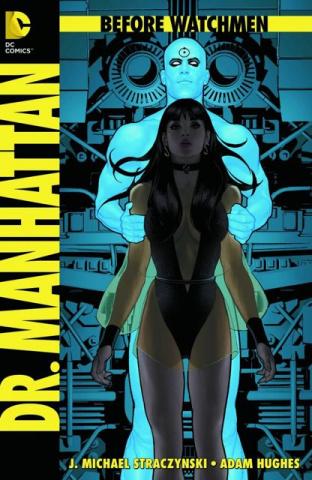 Before Watchmen: Dr. Manhattan #1