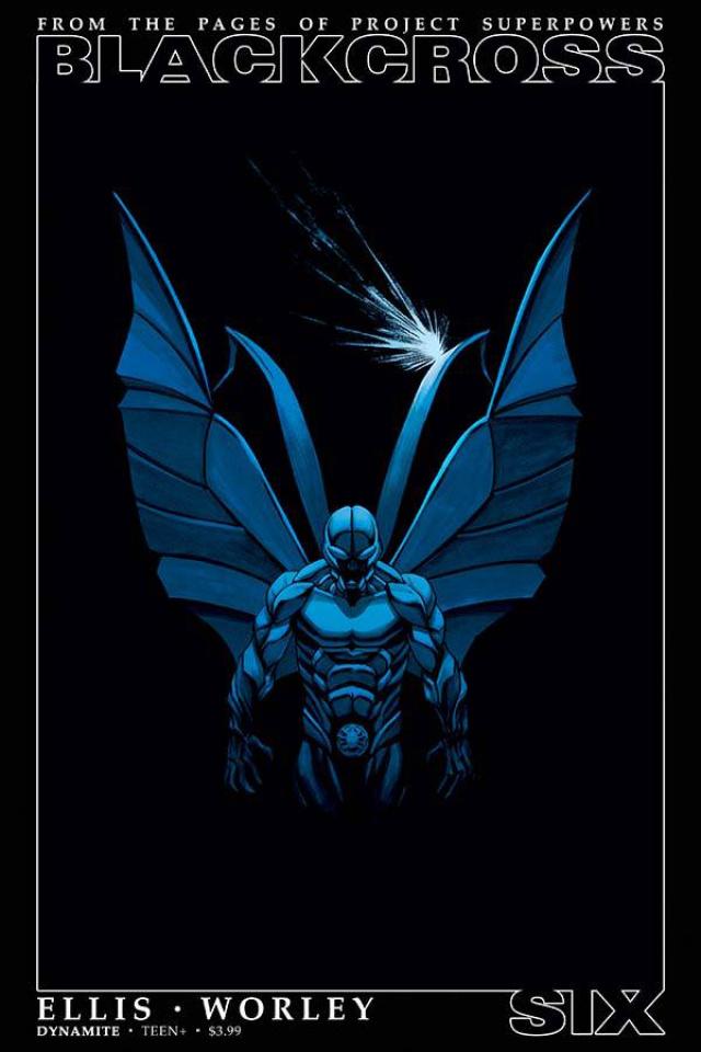Blackcross #6 (Shalvey Cover)