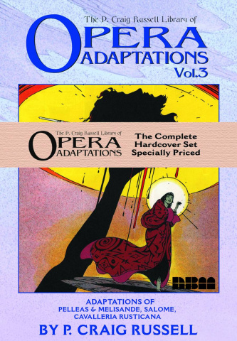 Opera Adaptations Vol. 3