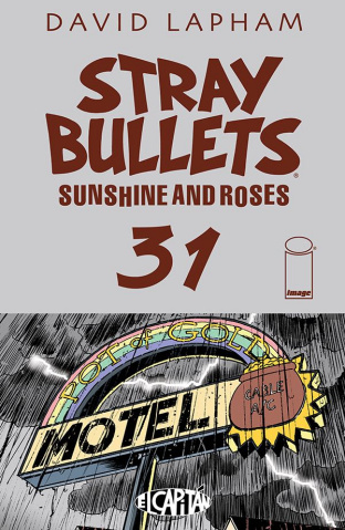 Stray Bullets: Sunshine and Roses #31