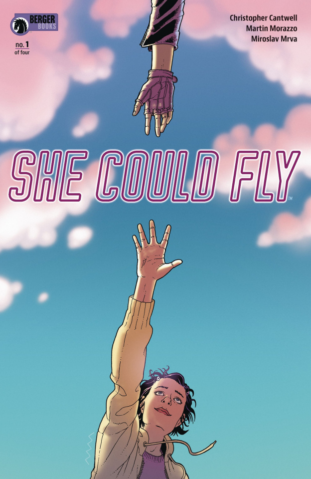 She Could Fly #1