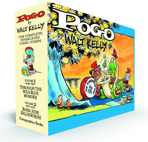 Pogo Vols. 1 & 2