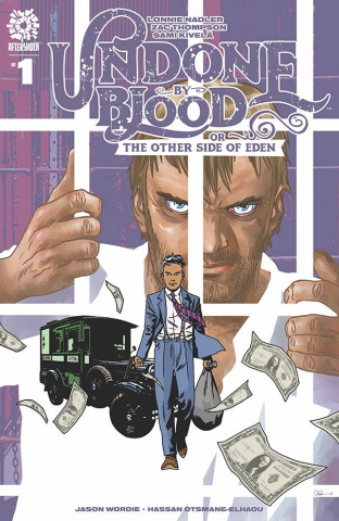 Undone by Blood: The Other Side of Eden #1 (15 Copy Charlie Adlard Cover)