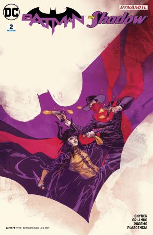 Batman / The Shadow #2