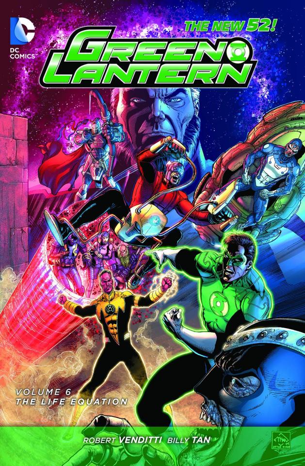 Green Lantern Vol. 6: The Life Equation