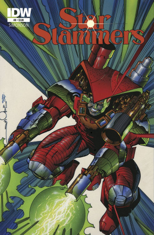 Star Slammers Remastered #8
