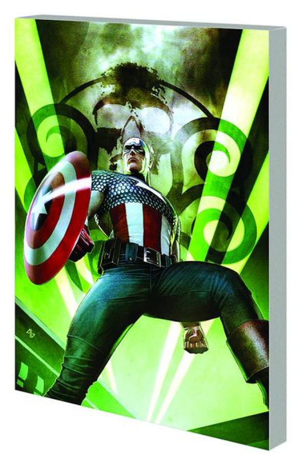 Captain America: Hail Hydra!