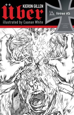 Über #5 (Blitzkrieg Cover)