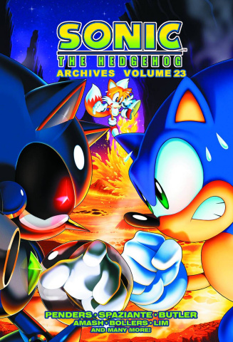 Sonic the Hedgehog Archives Vol. 23