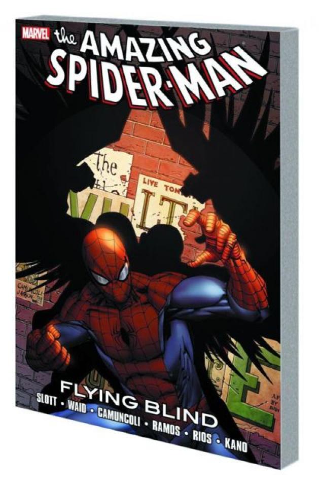 Amazing Spider-Man: Flying Blind