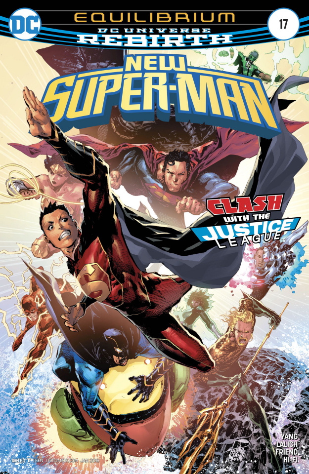 New Super-Man #17