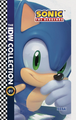 Sonic the Hedgehog Vol. 1 (The IDW Collection)