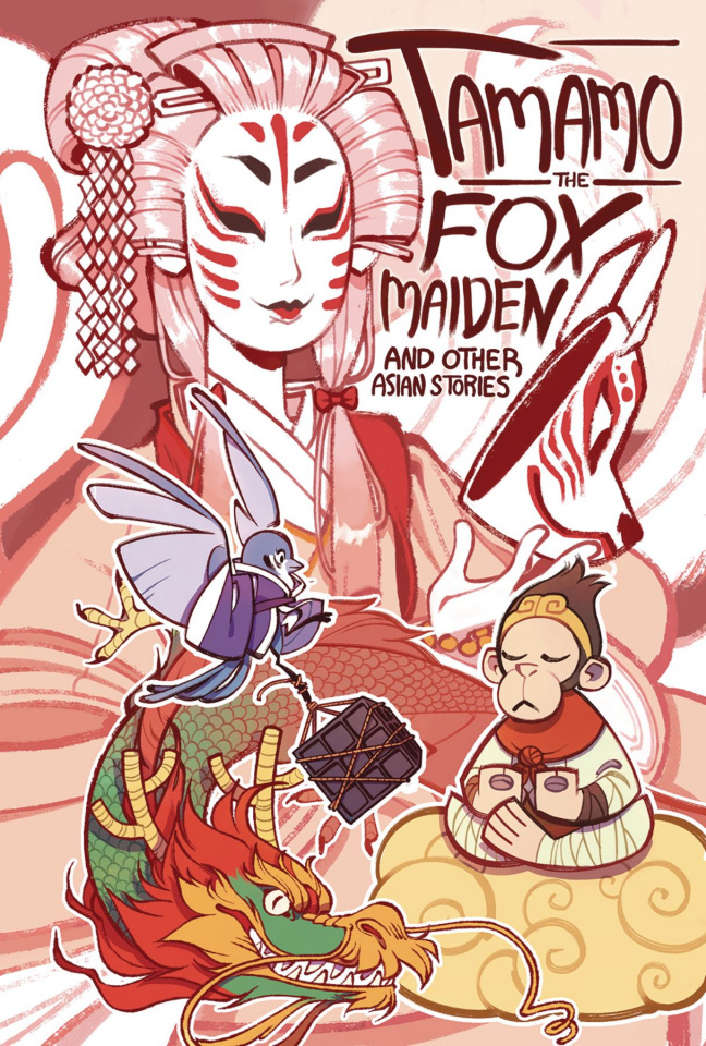 Tamamo, The Fox Maiden and Other Asian Stories