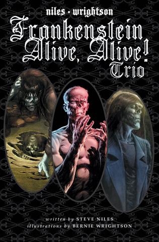 Frankenstein Alive, Alive! Trio