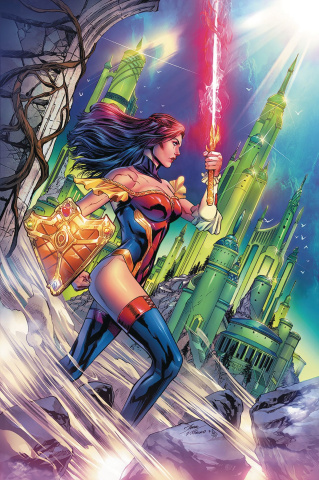 Grimm Fairy Tales #29 (Vitorino Cover)
