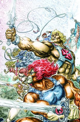 He-Man / Thundercats #1