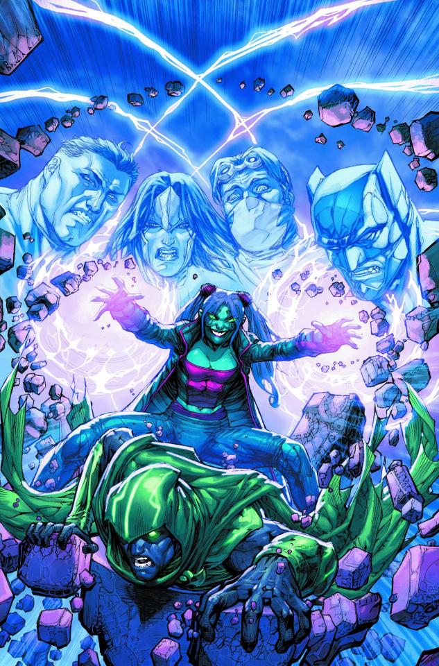 Justice League 3000 #4