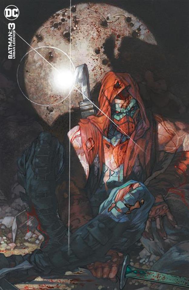 Batman: Urban Legends #3 (Simone Bianchi Cover)