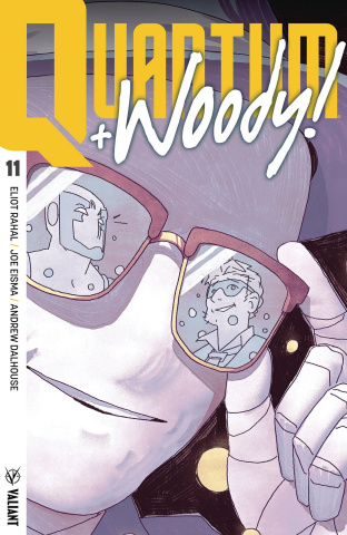 Quantum & Woody #11 (Smart Cover)