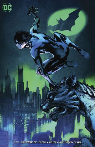 Nightwing #52 (Variant Cover)