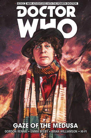 Doctor Who: New Adventures with the Fourth Doctor - Gaze of the Medusa