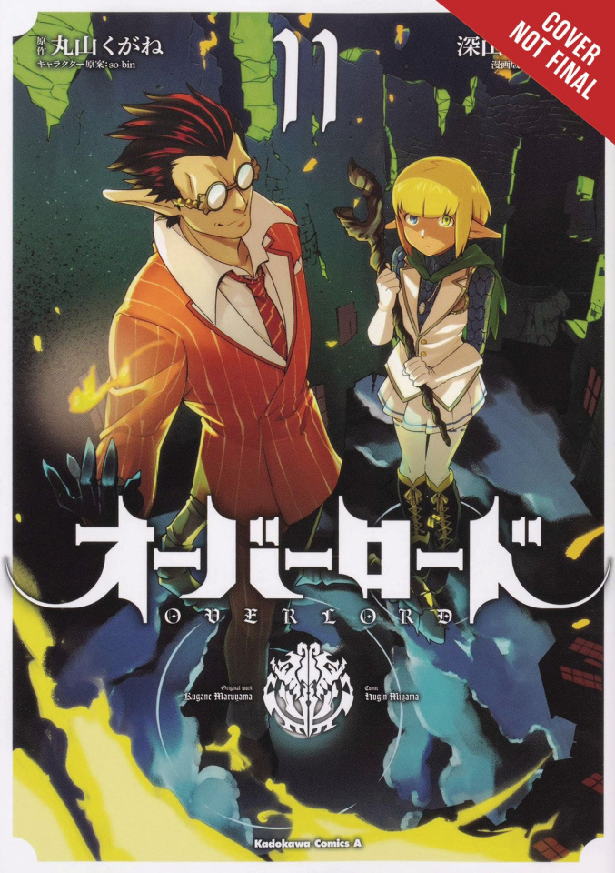 Overlord Vol. 11