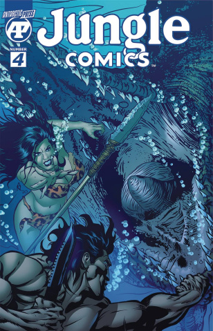 Jungle Comics #4