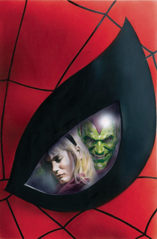 Marvels: Annotated #4 (Alex Ross Virgin Cover)