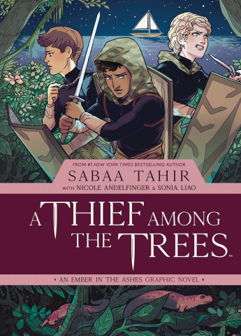 A Thief Among the Trees Vol. 1