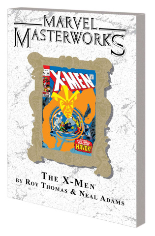 X-Men Vol. 6 (Marvel Masterworks)