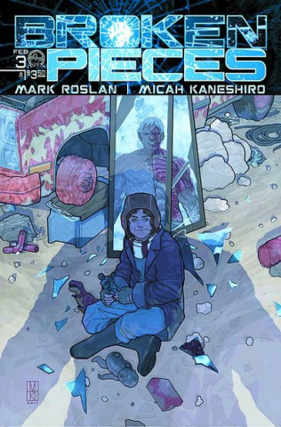 Broken Pieces #3 (Smith Cover)