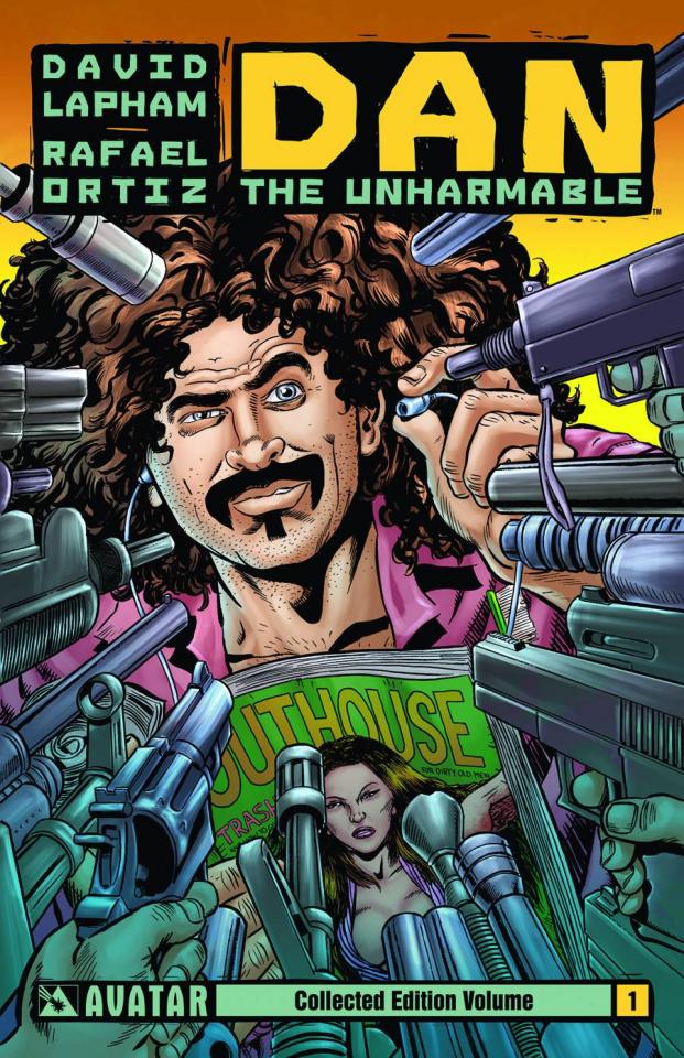 Dan the Unharmable Vol. 1