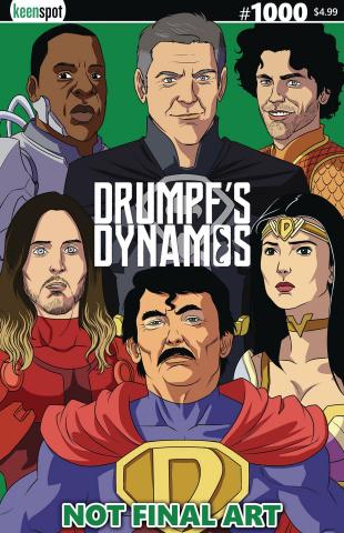 Drumpf's Dynamos #1000