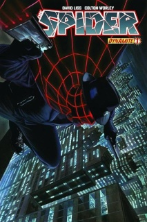 The Spider #1