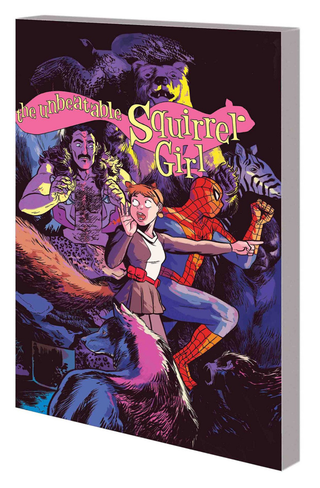 The Unbeatable Squirrel Girl Vol. 9: Squirrels Fall Like Dominos