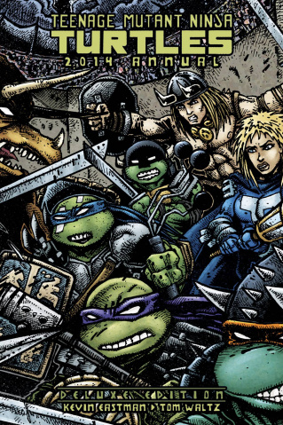 Teenage Mutant Ninja Turtles 2014 Annual