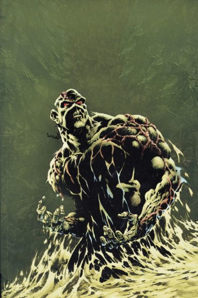 Roots of the Swamp Thing