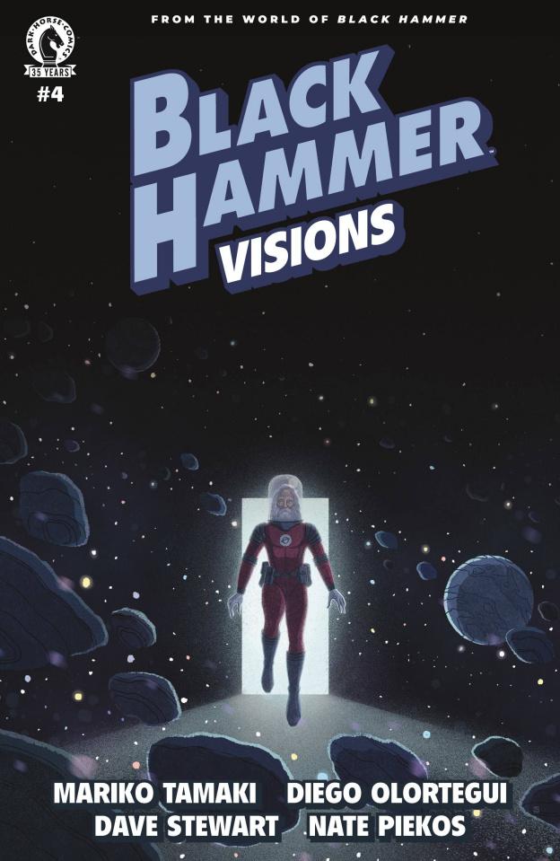 Black Hammer: Visions #4 (Chung Cover)