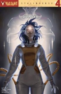Divinity III: Stalinverse #4 (Palosz Cover)