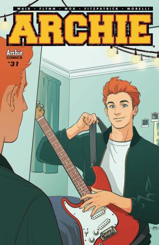 Archie #31 (Mok Cover)