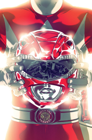 Mighty Morphin' Power Rangers #0