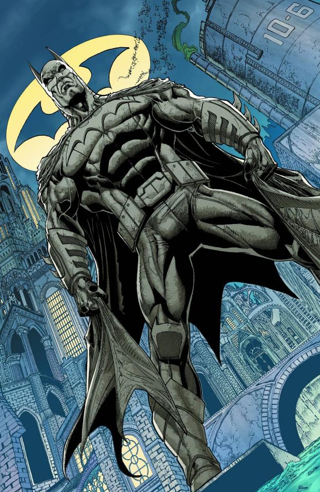 Batman: The Dark Knight #19